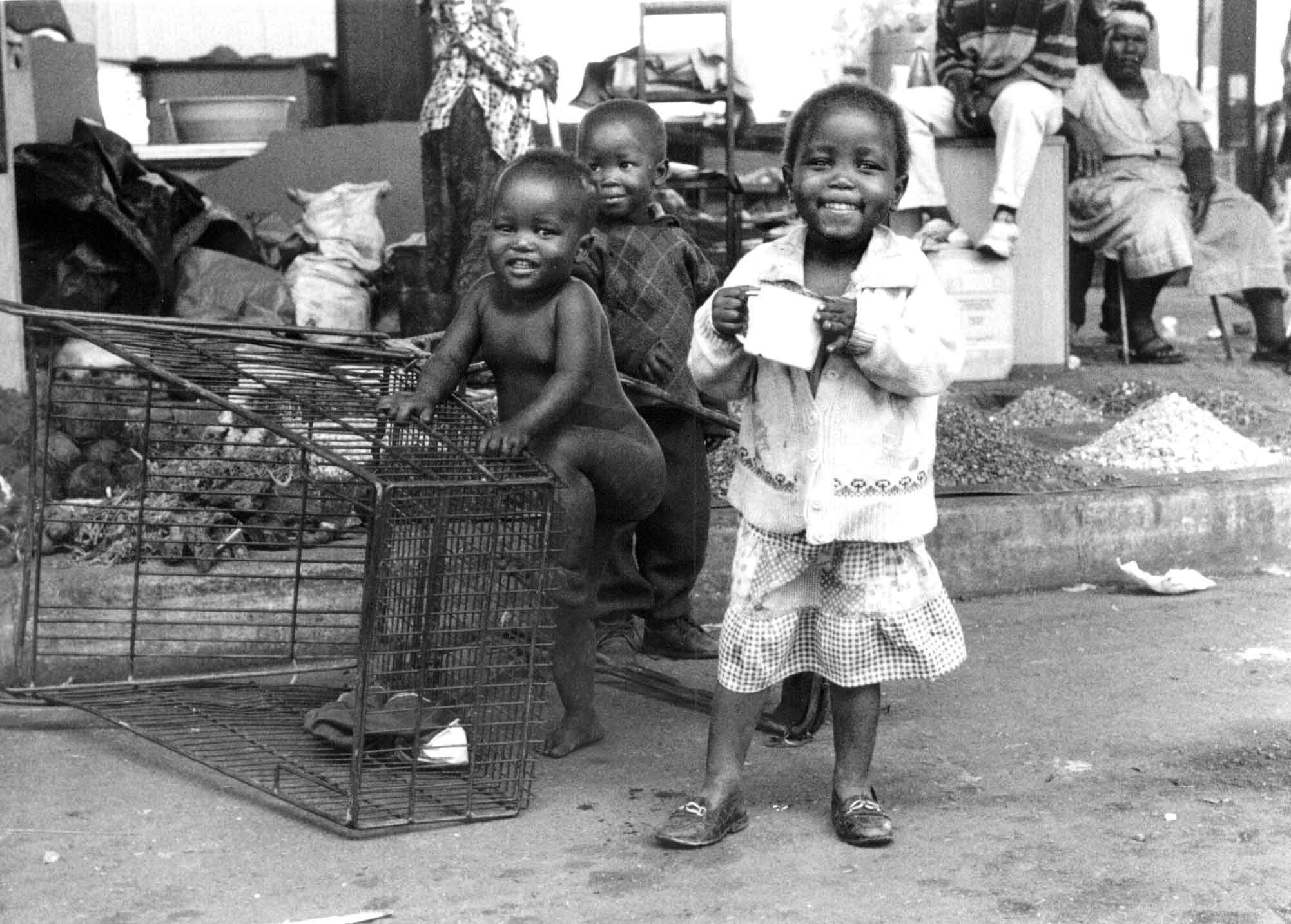 Niños-de-Johanesburgo
